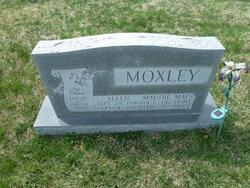 Maudie Mae <i>Blair</i> Moxley