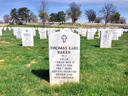 Thomas Earl Baker