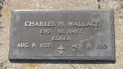 Charles Edward Chuck Wallace