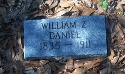 William Zachariah Daniel