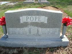Lois Jean <i>Neff</i> Pope