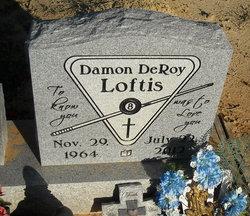 Damon DeRoy Loftis