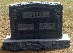 Lillie F Allen