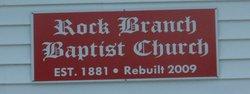 Rock Branch Baptist Church Cemetery