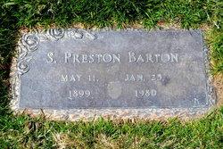 Samuel Preston Barton