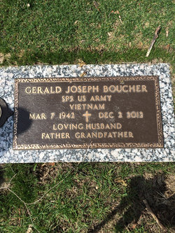Gerald Joseph Boucher