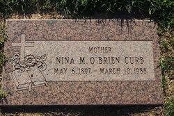 Nina M <i>O'Brien</i> Curb