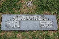 Mamie Odell <i>Martin</i> Creamer