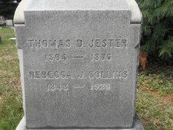Rebecca Jane <i>Jester</i> Collins