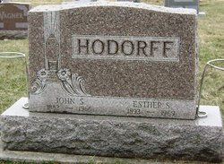 John Samuel Hodorff