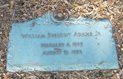 William Speight Adams, Jr