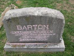 Kathleen <i>Pullen</i> Barton