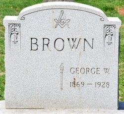 George Willis Brown
