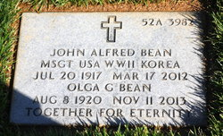 John Alfred Bean