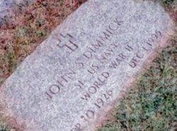 John Severn Dimmick