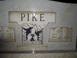 Sina Esker <i>Wagoner</i> Pike