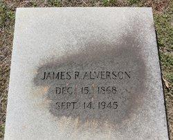 James R. Alverson