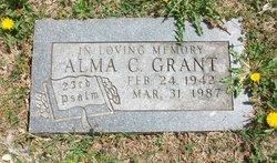 Alma C. Grant
