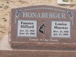 Louisa <i>Maestas</i> Honaberger