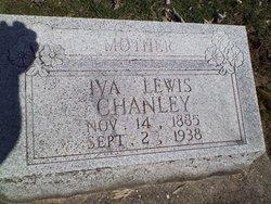 Iva <i>Lewis</i> Chanley
