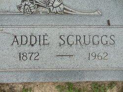 Addie <i>Scruggs</i> Baty