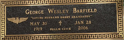 George Wesley Barfield