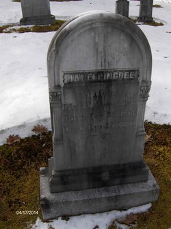 Jane <i>Pingree</i> Fessenden