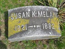 Susan <i>Kimball</i> McLain