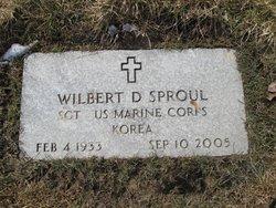 Wilbert D Sproul