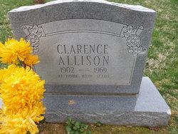 Clarence Allison