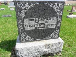 John M Kirkpatrick