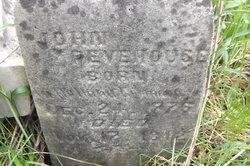 John Jackson Pevehouse, Sr