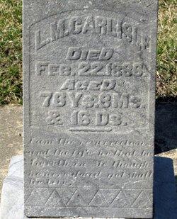 Lewis M. Carlisle