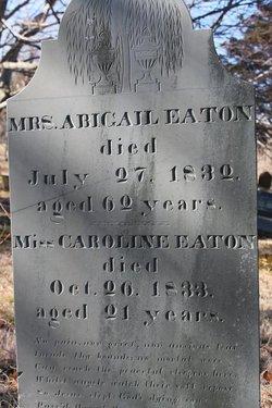 Abigail <i>Perkins</i> Eaton