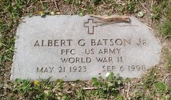 Albert Golander Batson, Jr
