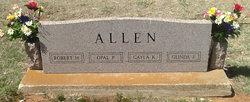 Gayla K Allen