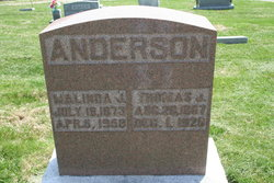 Malinda J. <i>Cox</i> Anderson