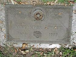 Alexander Abbott