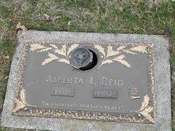 Alberta Laura <i>Powell</i> Johnston Ried