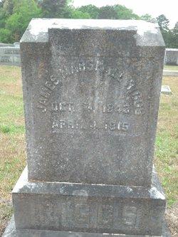James Marshall Newton Riggs