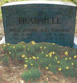 Walter Jenious Trammell