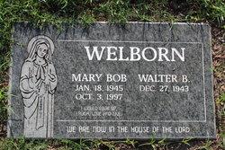 Mary Bob Welborn