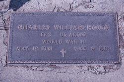 Rev Charles William Hood