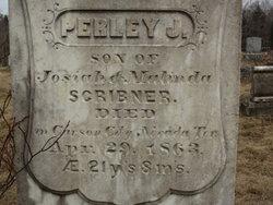 Perley J Scribner