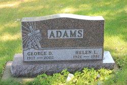 Helen L Adams