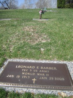 Leonard Edgar Barber