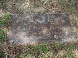 Anna Marie <i>Murray</i> Kuhns