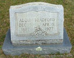 Addie <i>Tommey</i> Bradford