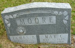 Lillie May <i>Coleman</i> Moore