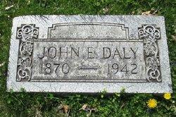 John E Daly
